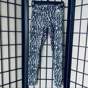 Nike Leg-A-See allover Print women leggings sz S
